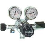 分析機用二段圧力調整器 MSR1B MSR1B13TRC/1台【4344740】