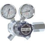 分析機用フィン付二段微圧調整器 NHW1BL NHW1BLTRC/1台【4344782】