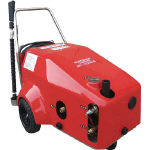 スーパー工業 モーター式高圧洗浄機SRT1520NSB50Hz(200V) SRT1520NSB50HZ/1台【4498038】