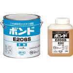 コニシ E206W 3kgセット 45721/1個【4474724】【運賃別途】