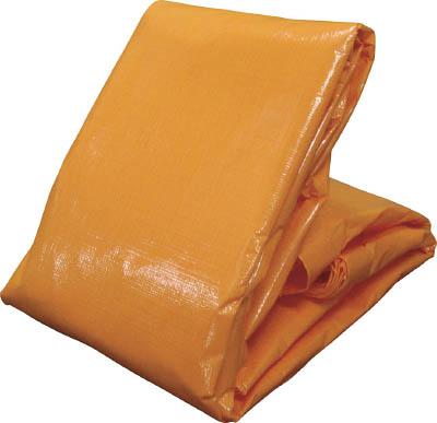 TRUSCO オレンジターピーシート#3000 幅10.0mX長さ10.0m TP1010OR/1枚【4377541】