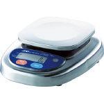 A&D 防塵防水デジタルはかり(検定付・1区) HL2000IWPKA1/1台【4548701】