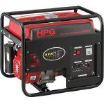 ワキタ エンジン発電機 HPG2500 60Hz HPG250060/1台【4678885】
