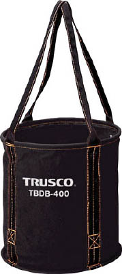 TRUSCO 大型電工用バケツ Φ600X600 TBDB600/1個【4499255】
