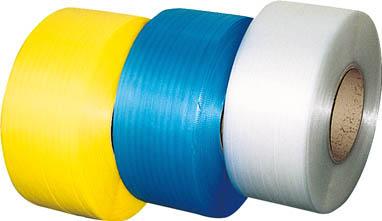 世界の人気ブランド トラスコ中山 TRUSCO 自動梱包器用PPバンド幅15.5mmX長さ2500m 青 1巻 GPP-155-58B 4329589 GPP15558B 売れ筋