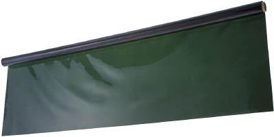 TRUSCO 溶接遮光シートのみ 0.35TXW2050XH5000 深緑 A325DG/1枚【4152191】