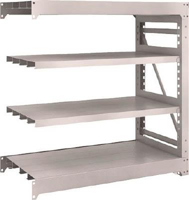 TRUSCO M10型重量棚 1200X620XH1200 4段 連結 NG M104464B(OP:NG)/1S【5082048】