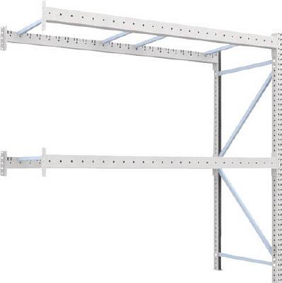 TRUSCO 重量パレット棚1トン2500×1000×H2500連結 1D25B25102B/1台【4591542】【運賃別途】