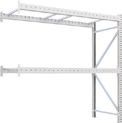 TRUSCO 重量パレット棚2トン2500×1000×H2500連結 2D25B25102B/1台【4592026】【運賃別途】