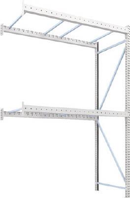 【待望★】 TRUSCO パレットラック2トン用2300X1100XH3500 2段 連結 連結 2D35L23112B/1台 2段【4592221】【運賃別途】, link bar:dc553acd --- annhanco.com
