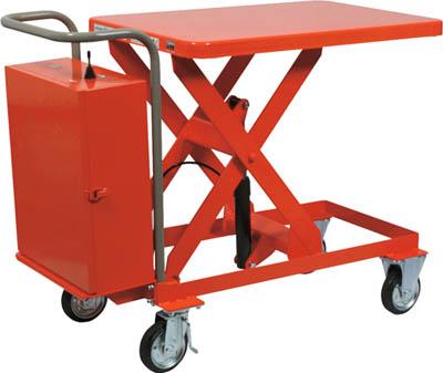 【一部予約販売】 電動昇降式 HLAN800/1台【4644476】:タニックスショップ 店 ハンドリフター TRUSCO 800kg 600X1200-DIY・工具