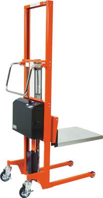 TRUSCO コゾウリフター 200kg テーブル式 H851503 電動昇降 BENP20015T/1台【4642414】