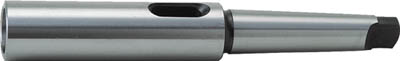 TRUSCO ドリルソケット焼入内径MT5外径MT5研磨品 TDC55Y/1本【2306174】