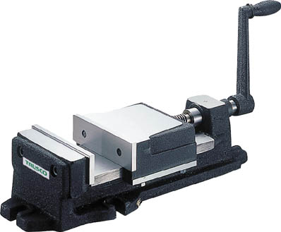 TRUSCO F型ミーリングバイス 150mm MF150/1台【1216325】