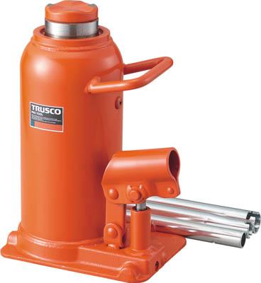 TRUSCO 油圧ジャッキ 30トン TOJ30/1台【2882230】