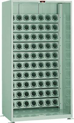 TRUSCO ツーリング保管庫 BT・NT50用X70個 アクリル戸 ロック付 VTL1800AD(OP:BT50)/1S【5097029】【運賃別途】