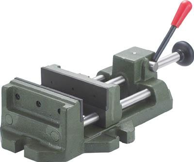 TRUSCO クイックグリップバイス F型 150mm FQ150/1台【1256599】