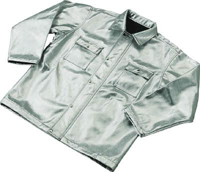 TRUSCO スーパープラチナ遮熱作業服 上着 XLサイズ TSP1XL/1枚【2878879】