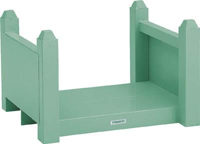 TRUSCO 積み重ね式長尺保管棚 750X650X500 VRB6050/1台【5023581】