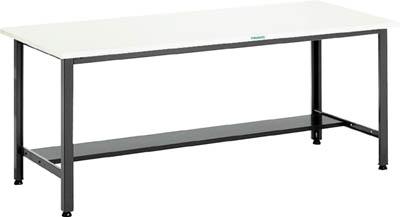 TRUSCO AEWS型作業台 1800X750XH740 AEWS1875/1台【2850117】 【個人宅配送不可】
