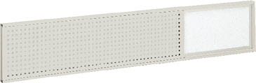 TRUSCO 高さ調節セルライン作業台用パネルボード W1500用 CLSP1500/1個【4668243】【運賃別途】