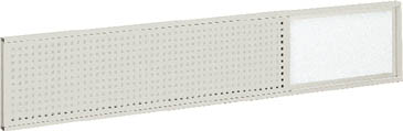 TRUSCO ニューラインデスク用パネルボード W1200 NLSP1200/1個【4671619】【運賃別途】