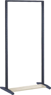 TRUSCO UPR型パンチングラック枠のみ H1885 両面用 UPRFW/1S【5015588】