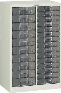 TRUSCO カタログケース コンビ中深X15深X10 560X360XH880 A2C1015/1台【5046050】【運賃別途】