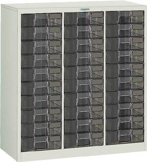 TRUSCO カタログケース 深型3列10段 885X400XH880 B3C10/1台【5045720】【運賃別途】