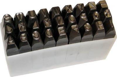 TRUSCO 英字刻印セット 6mm SKA60/1S【2284880】