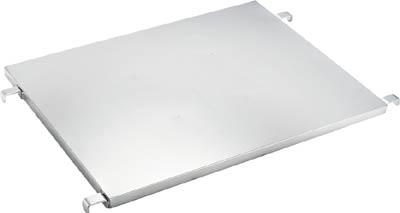 TRUSCO ステンレスハイテナー用中間棚板 1100X800 THT5S/1枚【5219922】