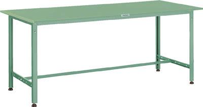 TRUSCO SAE型作業台 1800X600XH740 SAE1860/1台【2851547】 【個人宅配送不可】