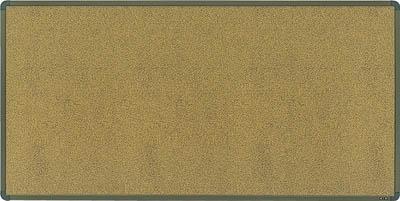 TRUSCO コルピタボード マグネット・粘着式両面 600X900ブロンズ枠 YBK23PR/1枚【5204569】