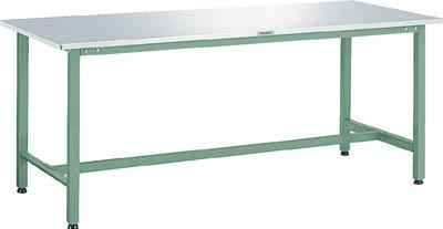 【良好品】 AE1560SUS/1台【2849941】 【個人宅配送】:タニックスショップ 店 TRUSCO ステンレス張りAE型作業台 1500X600-DIY・工具