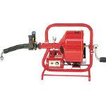 ヤスダ 排水管掃除機FX3型電動 FX3812/1台【4664744】