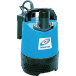 ツルミ 一般工事排水用水中ハイスピンポンプ 60HZ LB480A(OP:60HZ)/1台【4622987】