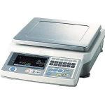 公式の  カウンティングスケール計数可能最小単重0.4g A&D FC20KI/1台【2397528】:タニックスショップ 店-DIY・工具