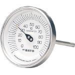 佐藤 バイタル温度計BMT型 BMT90S5/1個【1689240】