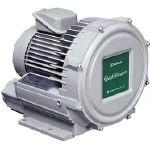 昭和電機 電動送風機 渦流式高圧シリーズ ガストブロアシリーズ(0.4kW) U2V40S/1台【2387409】