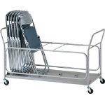 ノーリツ 折りたたみ椅子用台車 TCW30L/1脚【4629001】