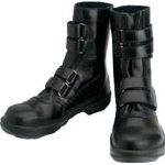 シモン 安全靴 マジック式 8538黒 27.5cm 8538N27.5/1足【1525115】