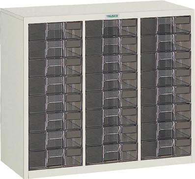 TRUSCO カタログケース 深型3列8段 825X360XH700 LA3C8/1台【5045274】【運賃別途】