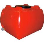 スイコー ホームローリータンク300 赤 HLT300(R)/1台【4568770】 【個人宅配送不可商品】