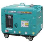 買い保障できる 空冷ディーゼル発電機 YDG600VST6E/1台【4664868】:タニックスショップ 店 ヤンマー-DIY・工具