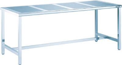 TRUSCO パンチングテーブルSUS304 1800X700 #400 PTB1870/1台【4588461】