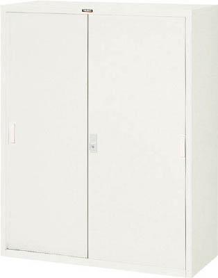 TRUSCO スタンダード書庫(A4判D400) 引違 W880XH1110 FS40G11/1台【5206693】【運賃別途】