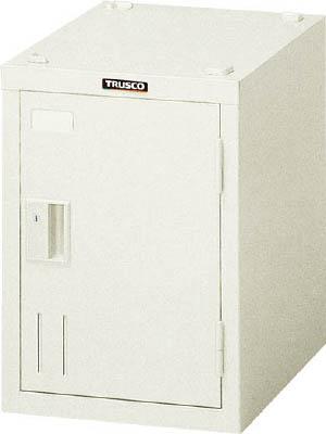 TRUSCO ミニロッカー 1人用 300X400XH440 シリンダ錠式 SHG1A/1台【5101891】【運賃別途】