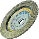 AC スーパーダイヤテクノディスク 100X15 #180 SDTD10015180/1枚【3826601】