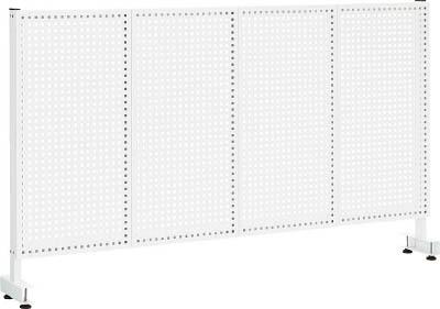 TRUSCO SFP型前パネル 900X1000 W色 SFP900W/1個【4673034】【運賃別途】
