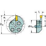 サンドビック コロターンSL TMax Qカット用カッティングヘッド 57040R151.30950/1個【6068383】